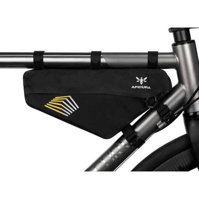 Apidura Racing Frame Pack - 2.4L (Black)