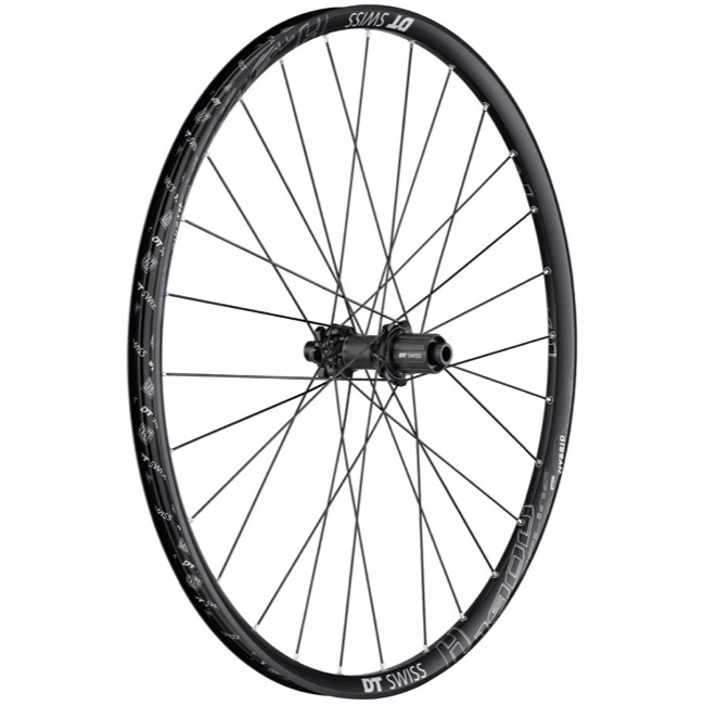 "DT Swiss H 1900 SPLINE 30 ""Boost"" 27.5 Wheels - Rear 27.5"" x 12x148mm ""Boost"" Thru Axle (Black)"