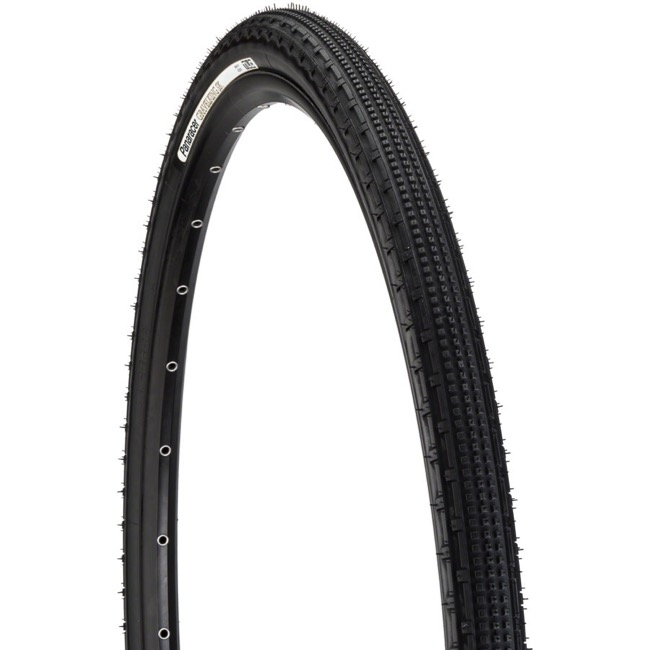 Panaracer GravelKing SK Tubeless Ready Tires - 700 x 50c, Folding Bead (Black)