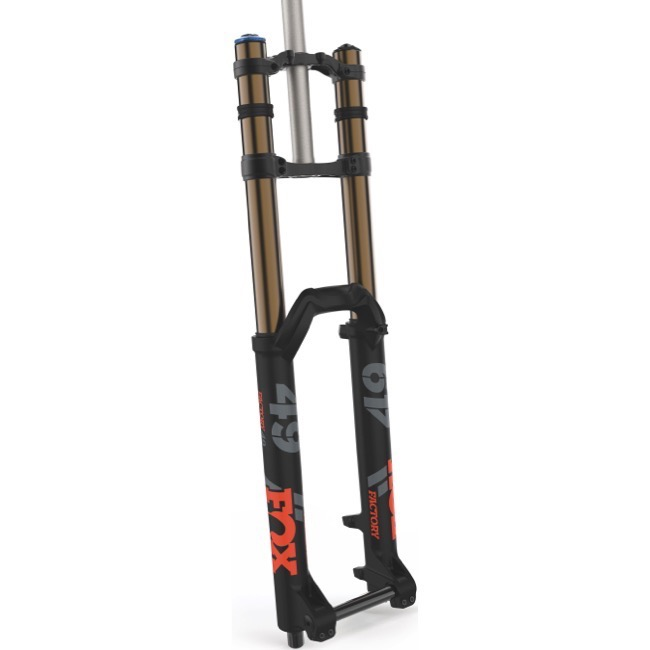 "Fox 40 Float FIT GRIP2 29"" Fork 2020 - Factory Series - 1 1/8"" Steerer, 203mm Travel, 20x110mm ""Boost"" Thru Axle (Black)"