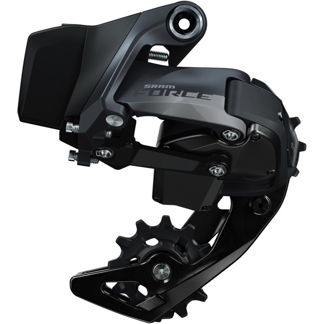 Sram Force AXS eTap Rear Derailleur - Short Cage (Black)