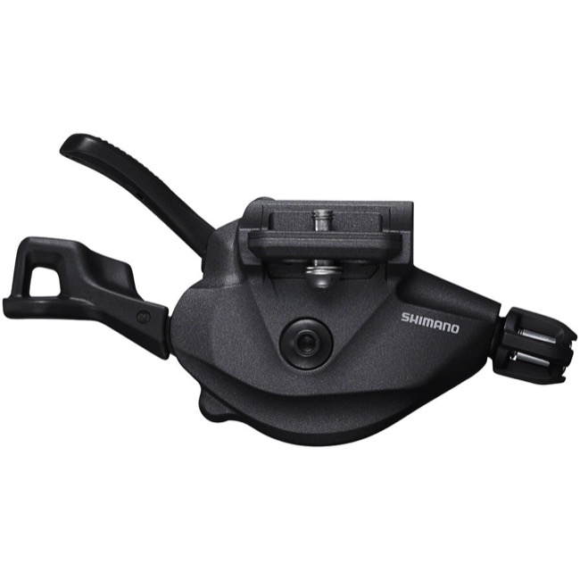 Shimano SL-M8100 XT i-Spec EV Single Shifters - 12 Speed, Direct Attach - Right Only, 12 Speed (Black)