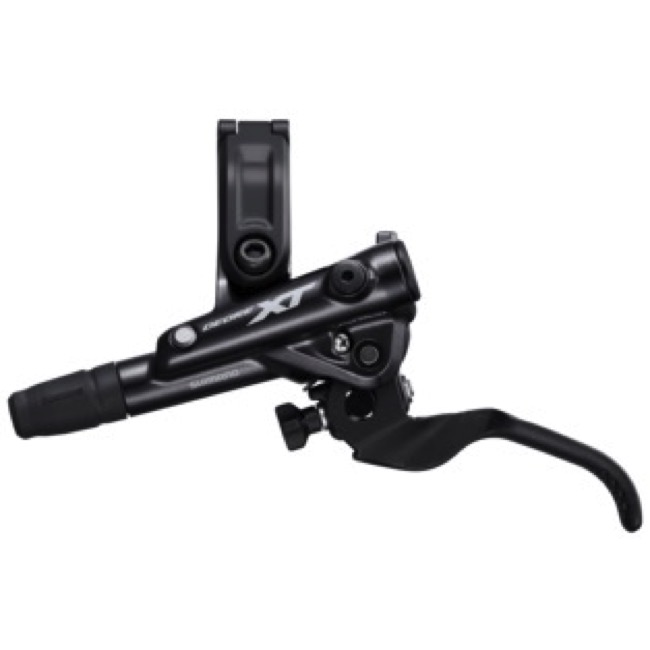 Shimano BL-M8100 XT Hydraulic Brake Levers - Left Only (Black)