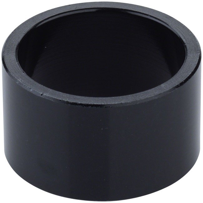 "Problem Solvers Alloy Headset Spacers - 1 1/8"" x 20mm, Each (Black)"