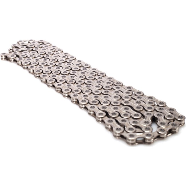 BOX Two E-Bike Chain - 9 Speed w/Quick Link (Nickel Plated)