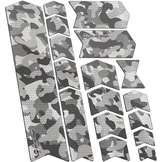 Rie:sel Design Tape 3000 Frame Protection Film Set - Camo