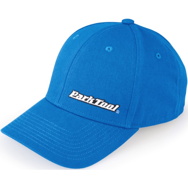 Park Tool HAT-8 Snapback Ball Cap - Blue - One Size (Blue)