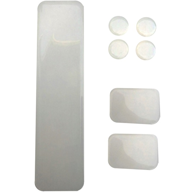 Bike Armor Road Shield Kit - 7 Piece Kit (Clear)
