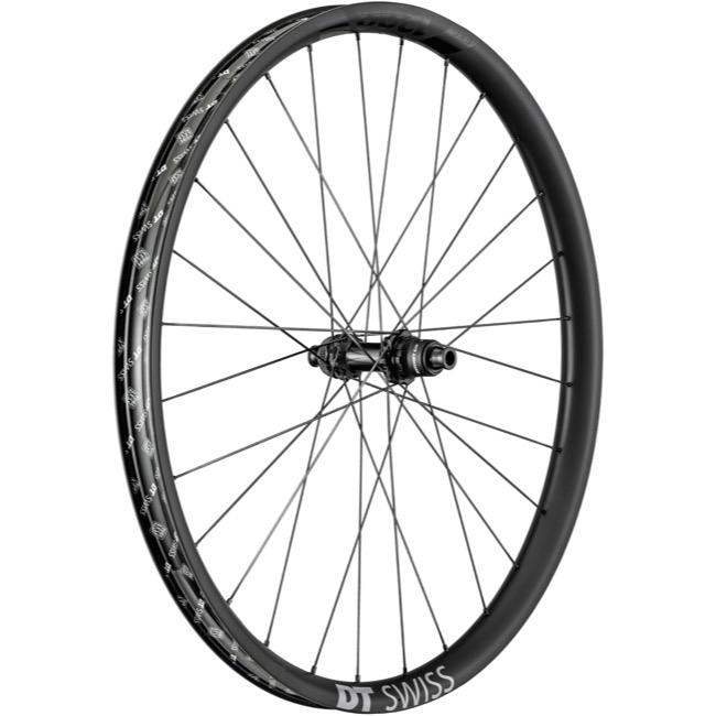 "DT Swiss EXC 1200 SPLINE 35 Boost 27.5"" Wheels - Rear 27.5"" x 12x148mm ""Boost"" TA, Shimano Micro Spline/Sram XD (Black)"