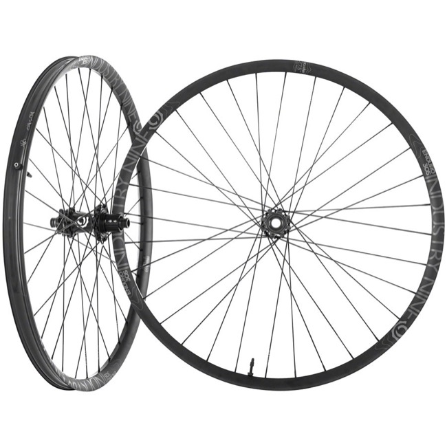 "Industry Nine Enduro 305 ""Boost"" 27.5"" Wheelset - Hydra Hubs - 27.5"" Wheelset, 15x110mm Boost TA / 12x148mm Boost TA, Shimano MSpl (Black)"