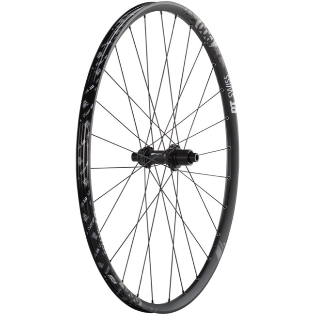 "DT Swiss M 1900 SPLINE 25 ""Boost"" 29"" Wheels - Rear 29"" x 12x148mm ""Boost"" Thru Axle, Shimano Micro Spline (Black)"