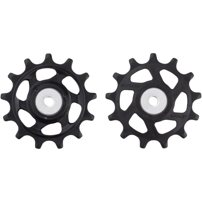 Shimano Derailleur Pulleys and Bolts - XT M8100 Pulley Set (Pair)