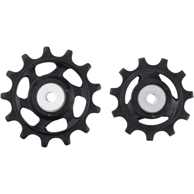 Shimano Derailleur Pulleys and Bolts - GRX RX810 Pulley Set (Pair)