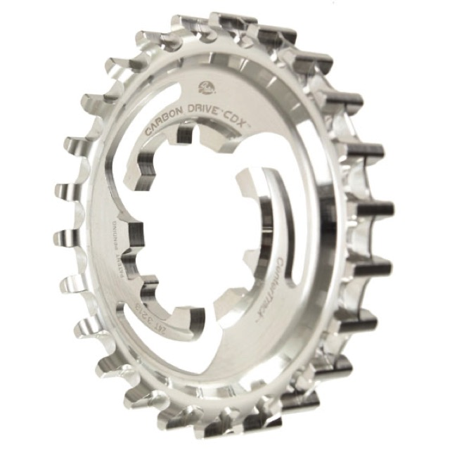 Gates Carbon Drive CDX CenterTrack Rear Cog - 22 Tooth (NuVinci)