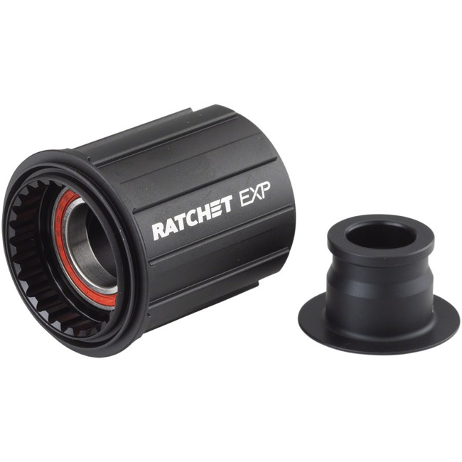 DT Swiss HG-11 Speed Road Freehub Body Conversions - 12x142mm (Fits EXP Ratchet Hubs)