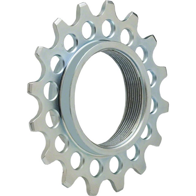 Rohloff SpeedHub Threaded Sprockets - 16 Tooth Threaded (Silver)