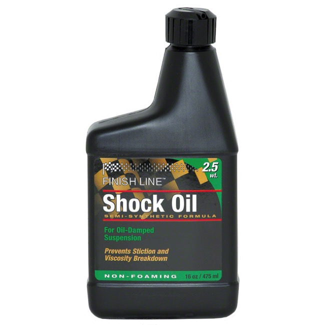 Finish Line Shock Oil - 2.5wt