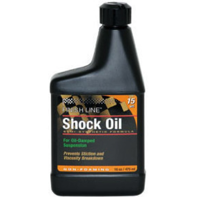 Finish Line Shock Oil - 15wt