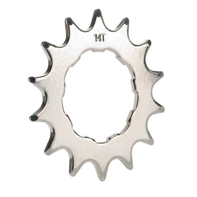 Dimension Splined Cog - 14 tooth