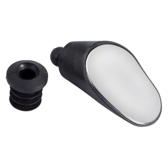 Sprintech Drop Bar Mirror - Left Side Only - Black