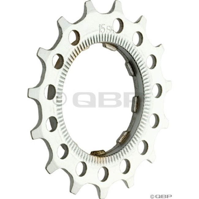 Miche 10 spd 1st/2nd Position Cogs - Shimano 15t first position cog