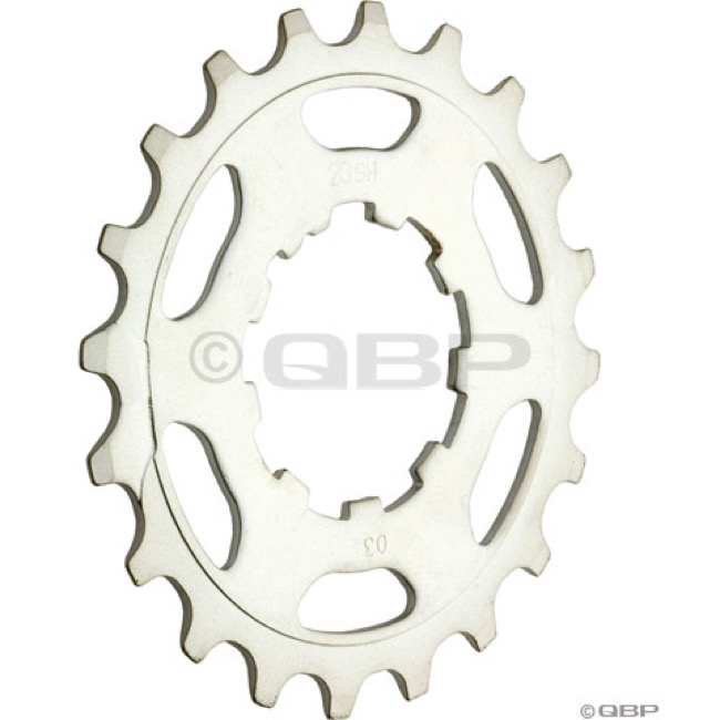 Miche 10 spd Middle Position Cogs - Shimano 20t middle positon