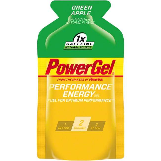 PowerBar PowerGel - Green Apple (Box of 24)