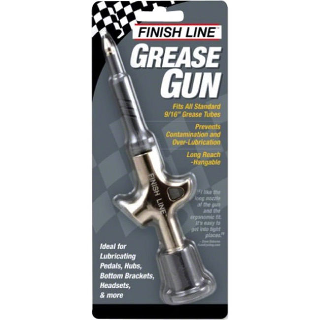 Finish Line Grease Gun - Gun Only