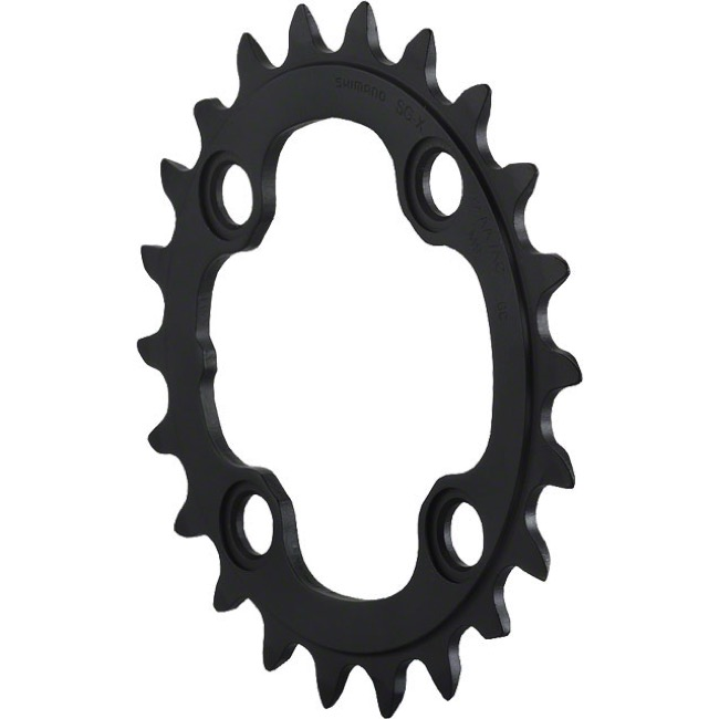 Shimano XT M770/771, LX M583 9spd Chainrings - 770 - 64/22t (9 Speed)