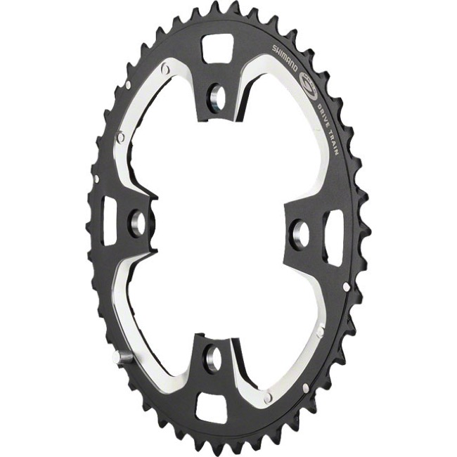 Shimano XT M770/771, LX M583 9spd Chainrings - 770 - 104/44t (9 Speed)
