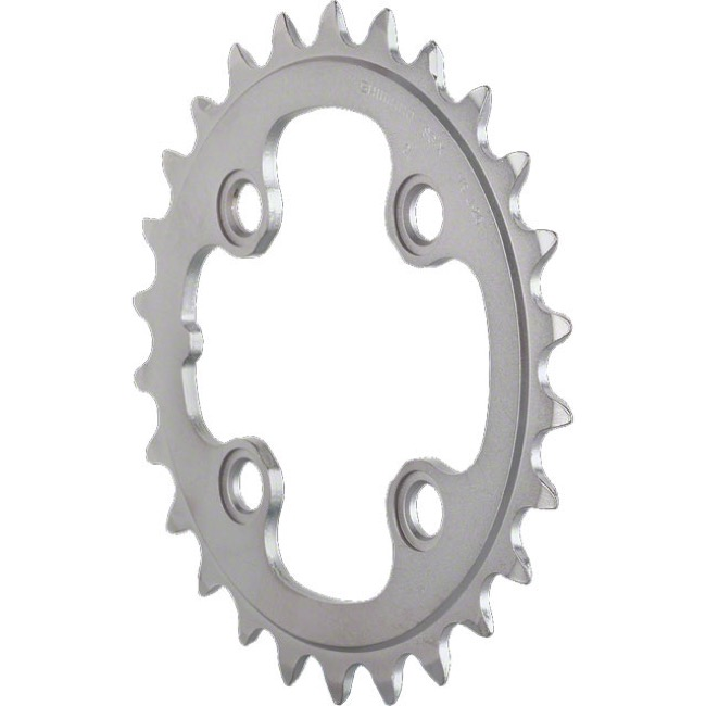 Shimano XT M770/771, LX M583 9spd Chainrings - 771 - 64/26t (9 Speed)