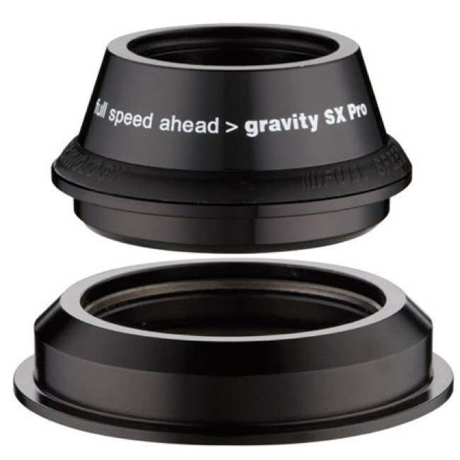 "Gravity SX Pro Tapered Headset - 1 1/8"" to 1.5"" Tapered"