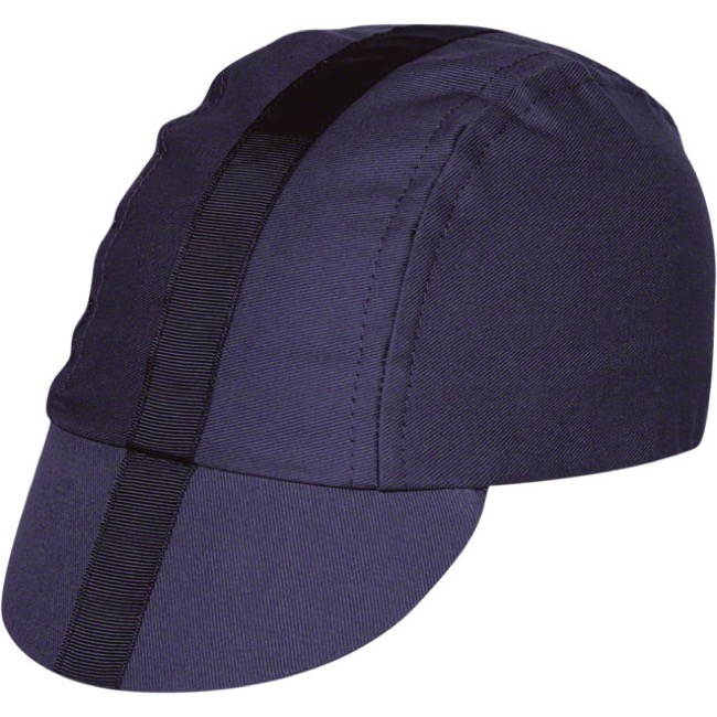 Pace Classic Cycling Cap - Charcoal w/Black Stripe - Medium/Large (Charcoal w/Black Stripe)