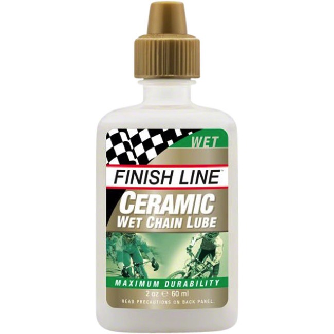 Finish Line Ceramic Wet Lube - 2oz. or 4oz. - 2oz bottle