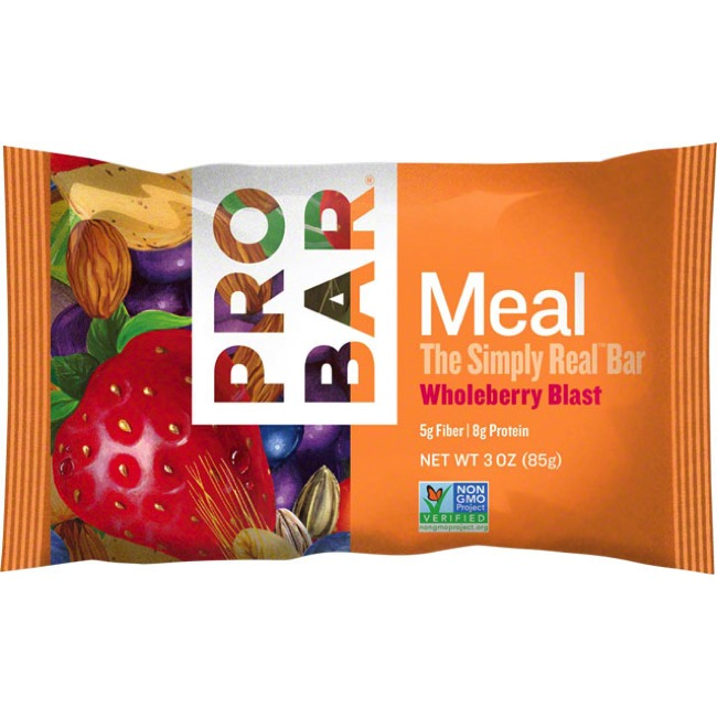 ProBar Meal Bars - Whole Berry Blast (Box of 12)