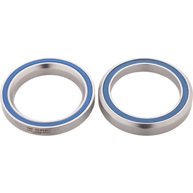 "Cane Creek Headset Bearings - 1-1/8"" Stainless for IS, ZS, S-Series, 110 (Pair)"