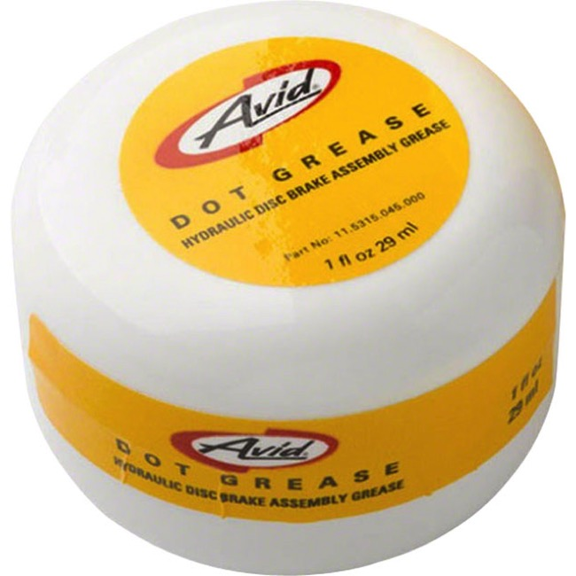 Avid PitStop DOT Brake Assembly Grease - 1 oz (29ml)