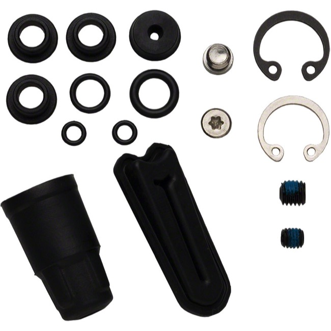 Avid Hydraulic Brake Lever Small Parts - Juicy-Carb/7/5/3 ('08-'09), Code-7 ('08-'10) MC/Lever Overhaul Kit