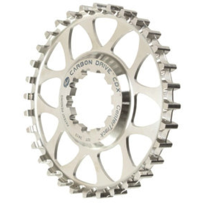 Gates Carbon Drive CDX CenterTrack Rear Cog - 32 Tooth (Hyperglide)