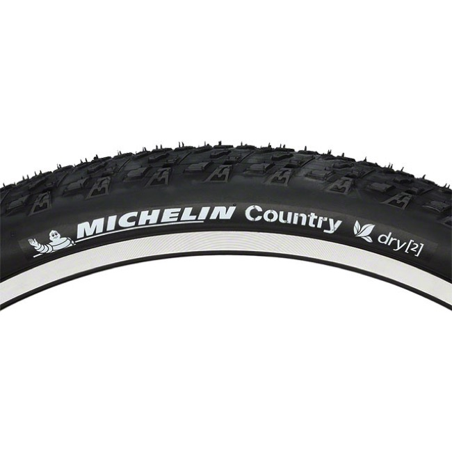 "Michelin Country Dry2 26"" Tire - 26 x 2.0"" (Steel Bead)"