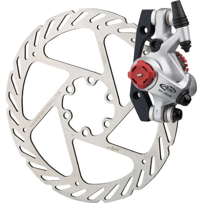 Avid BB7 Road Disc Brakes - 160mm Rotor (Front or Rear)
