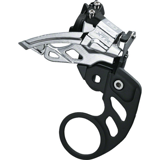 Shimano FD-M985 XTR E-Type Double Front Derailleur - 10 Speed - E Type Mount (10 Speed)