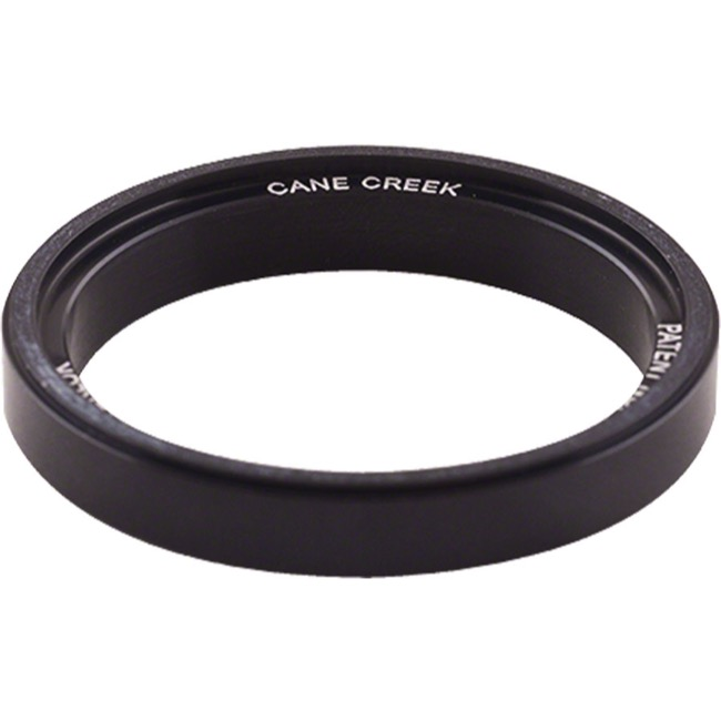 Cane Creek 110 Series Alloy Interlok Spacers - 5.0mm Interloc (Black)