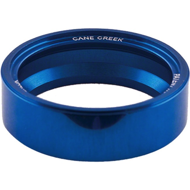 Cane Creek 110 Series Alloy Interlok Spacers - 10.0mm Interloc (Blue)