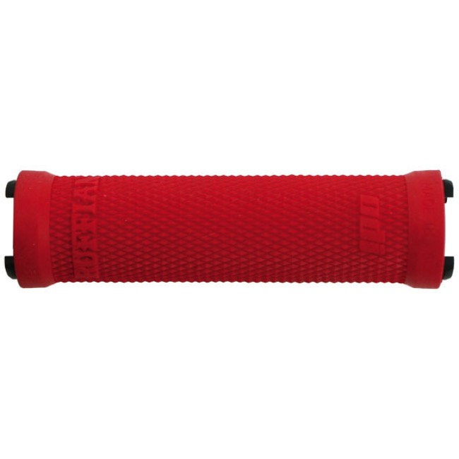 ODI Ruffian Lock-On Grips - Grips Only 130mm (Red)