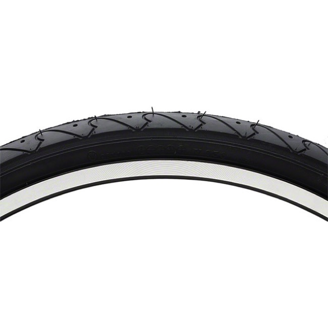 "Vee Rubber Smooth Tread 26"" Tire - 26 x 1.9"""