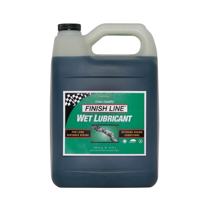 Finish Line Cross Country Wet Lube  - 1 gallon