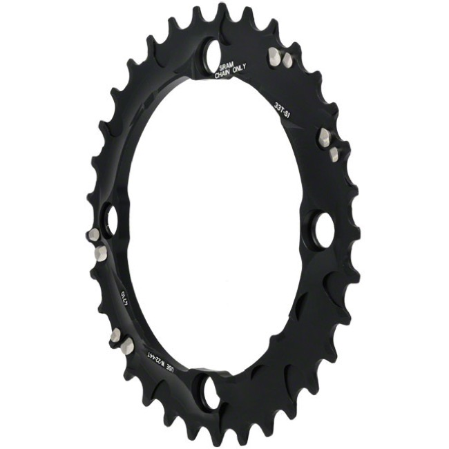 Sram X.0/X.9 Chainrings - 104 x 33t (Middle)