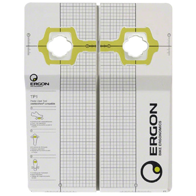 Ergon TP1 Cleat Fitting Tool - Crank Brothers
