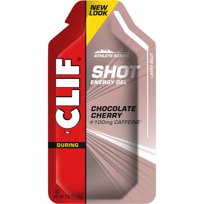 Clif Bar Shot Gels - Chocolate Cherry Turbo (Single Serving)